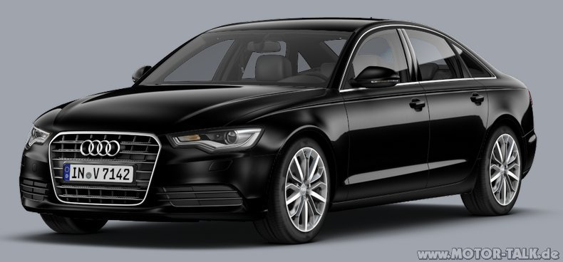 w204 mopf vs neuer audi a6 4g beides limo. Black Bedroom Furniture Sets. Home Design Ideas