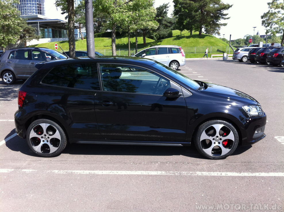 img 0064 polo gti mit detroit felgen vw polo 5. Black Bedroom Furniture Sets. Home Design Ideas
