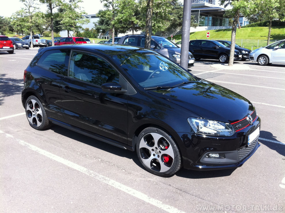 img 0061 polo gti mit detroit felgen vw polo 5. Black Bedroom Furniture Sets. Home Design Ideas