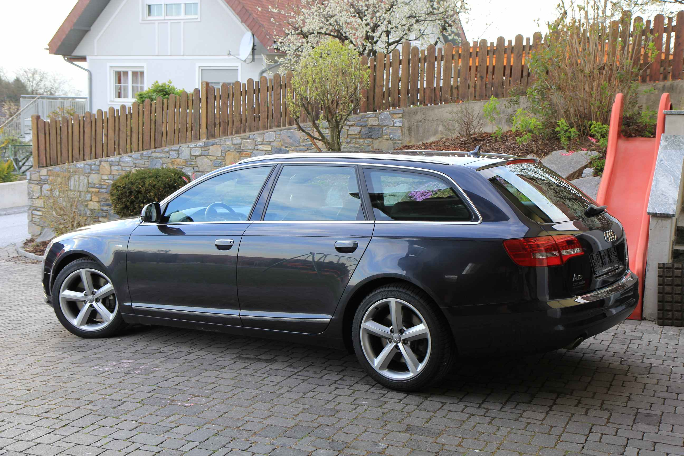2004 Audi A6 3.2 FSI quattro Automatic C6 related infomation ...