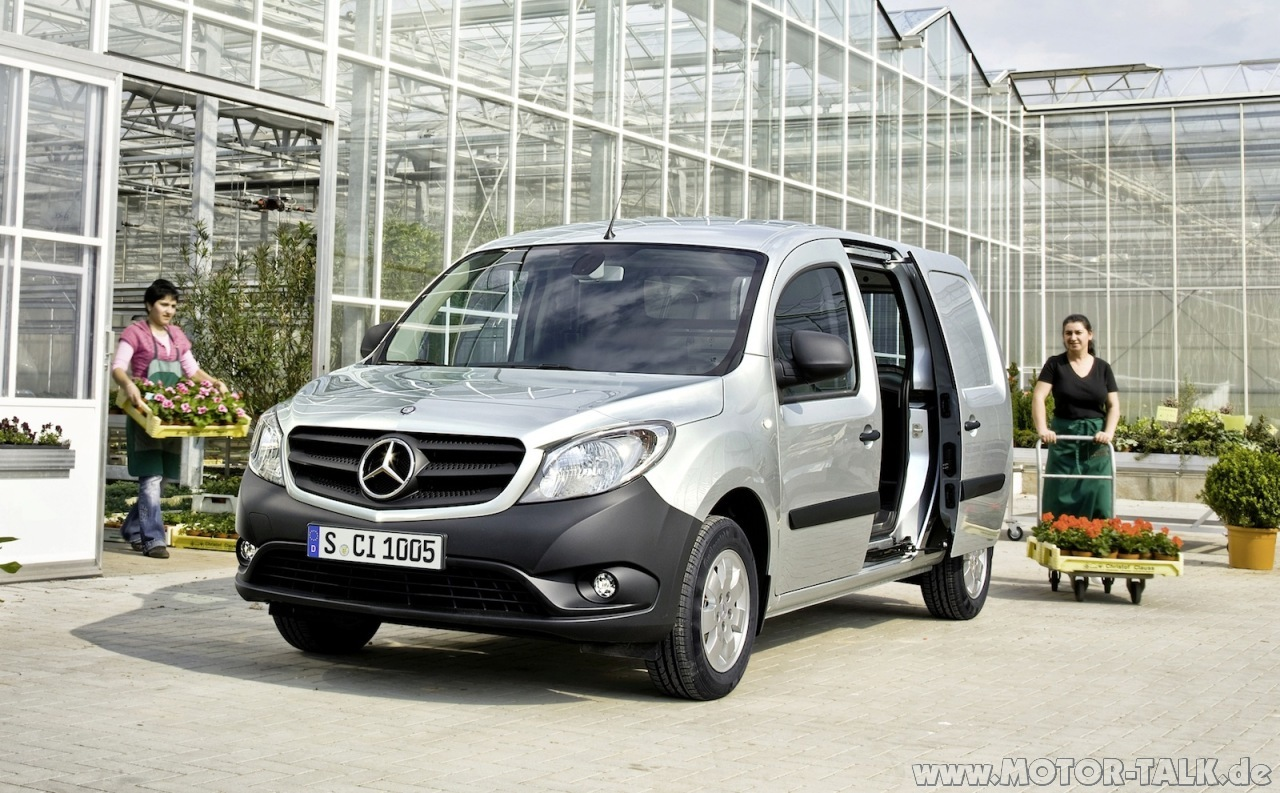 Mercedes benz citan 7 vaneo citan mercedes a klasse for Mercedes benz of louisville