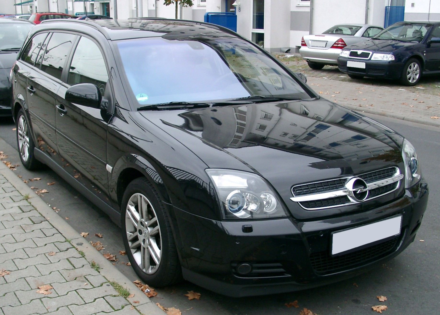 2005 opel vectra caravan 2 2 direct automatic related infomation specifications weili. Black Bedroom Furniture Sets. Home Design Ideas