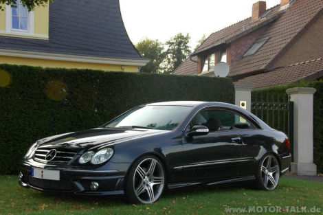 sl 63 amg felgen 19 zoll mercedes clk w209. Black Bedroom Furniture Sets. Home Design Ideas
