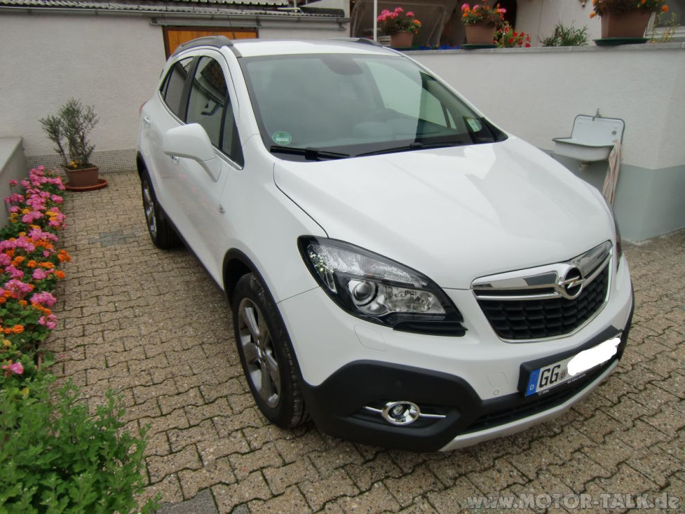testberichte opel mokka forum. Black Bedroom Furniture Sets. Home Design Ideas