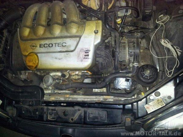 motor : opel corsa 1.4 16v springt schlecht an etc. : opel corsa b