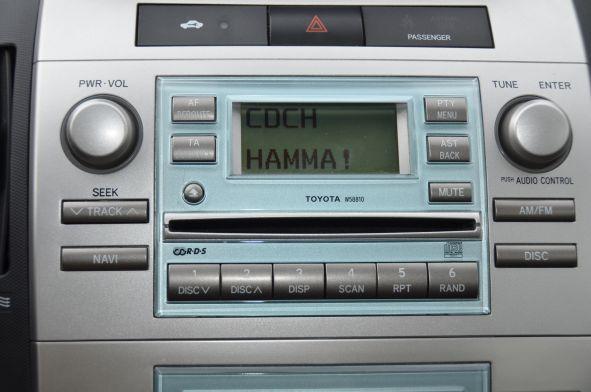 mp3-tags : corolla verso r1 2006 radio mit usb stick : toyota