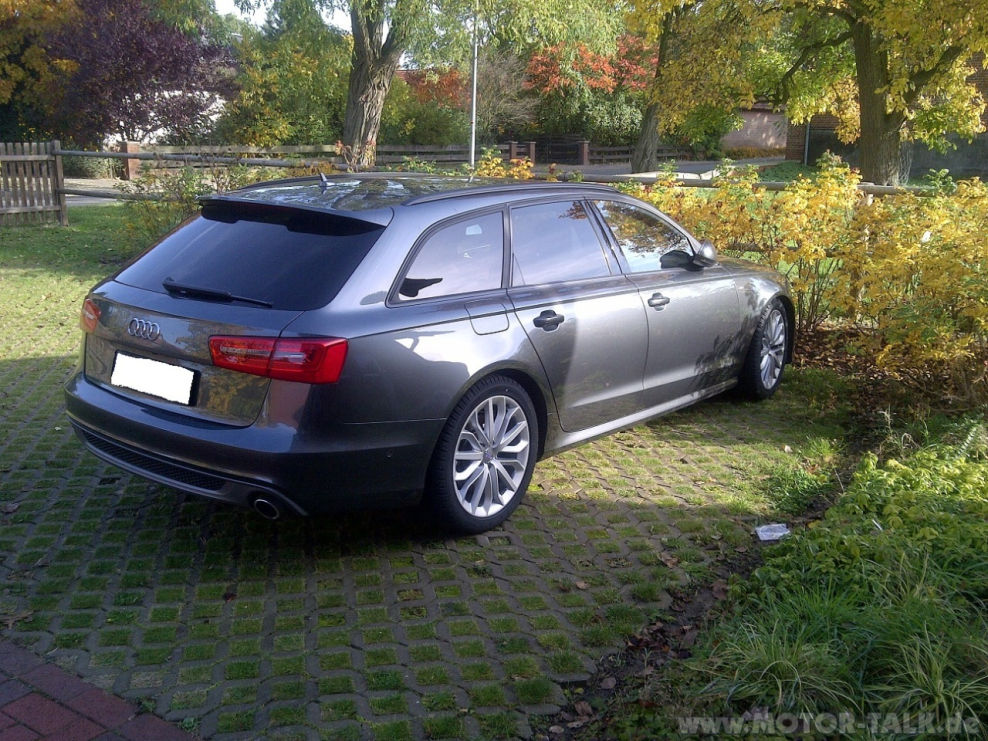 winterrad2 audi a6 4g c7 3 0 tdi avant quattro test. Black Bedroom Furniture Sets. Home Design Ideas