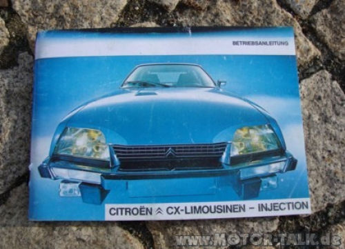 Ba citroen cx 2400 gti injection 1978 kopie