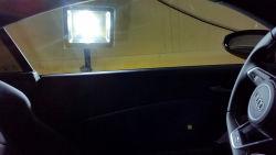 3 Gutes Licht in Form eines 50W LED Fluters
