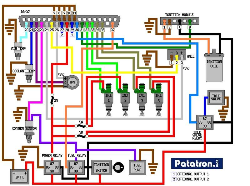 patatron wiring diagram 16v na hall golf 3 16v turbo vw golf 3 rh motor talk de vw golf mark 3 wiring diagram vw golf mark 3 wiring diagram