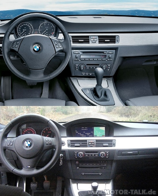 e90 mit und ohne navi 2 bmw e92 navigation nachr sten. Black Bedroom Furniture Sets. Home Design Ideas