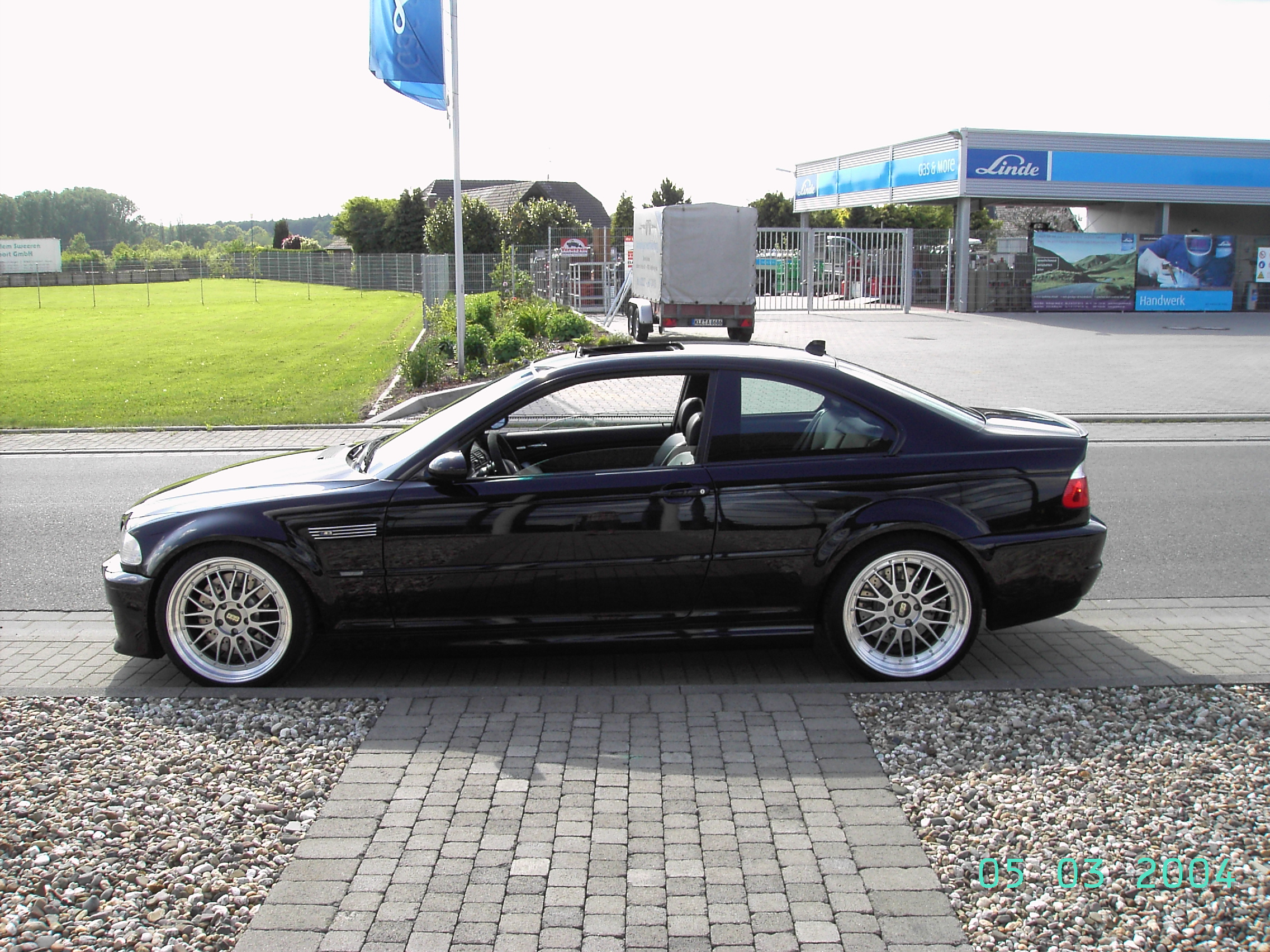 Bmw 3er E46 M3 Coupe Pictures