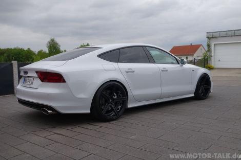 Umbau Audi A7 Audi A7