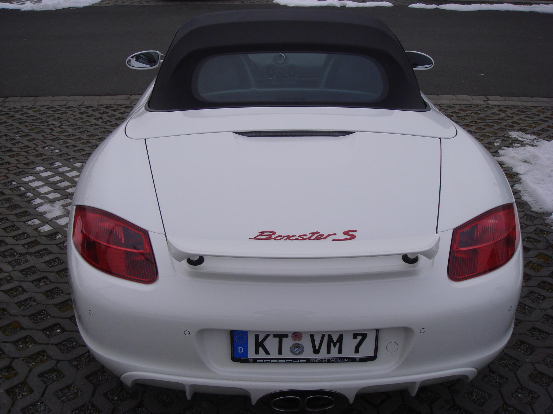 leasing bernahme porsche boxster s 987 biete. Black Bedroom Furniture Sets. Home Design Ideas