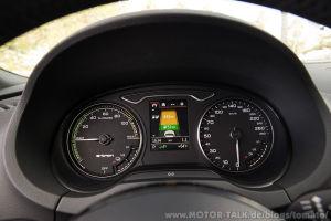 Audi A3 E-Tron - Fahren mit dem Strom