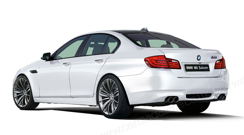 Bmwm5 2011 F10 M5 Photoshop In Wei 223 Bmw 5er F07 Gt