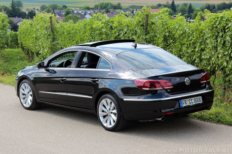 der neue vw cc 3 6 v6 total begeistert vw passat b7 cc. Black Bedroom Furniture Sets. Home Design Ideas
