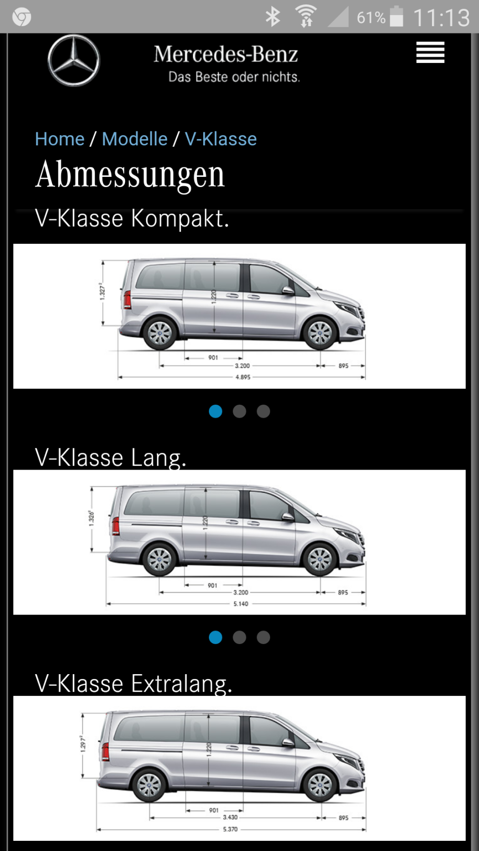 screenshot 2017 01 25 11 13 37 kauf berlegungen zur v klasse mercedes v klasse vito 447. Black Bedroom Furniture Sets. Home Design Ideas