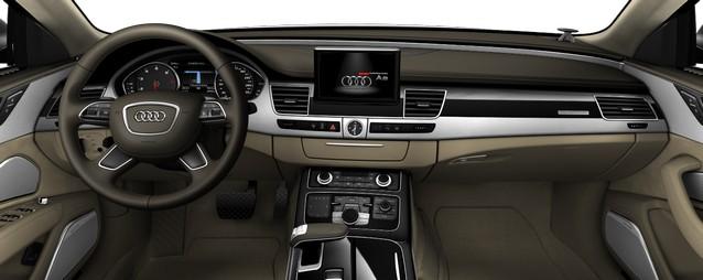Armaturenbrett  Armaturenbrett : A8 als Einstiegs-Auto? : Audi A8 D4 : #205813746