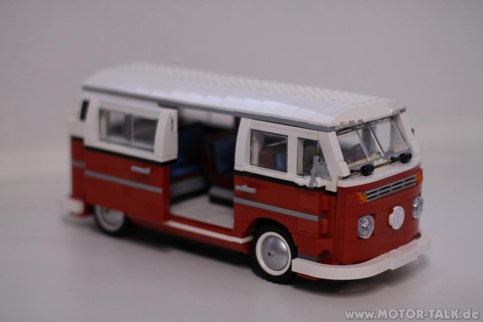 legoalarm vw bus t2 lego bulli t1 vw t1 t2 t3. Black Bedroom Furniture Sets. Home Design Ideas