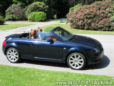 audi tt 1 8 roadster 2003 navi cd iphone. Black Bedroom Furniture Sets. Home Design Ideas