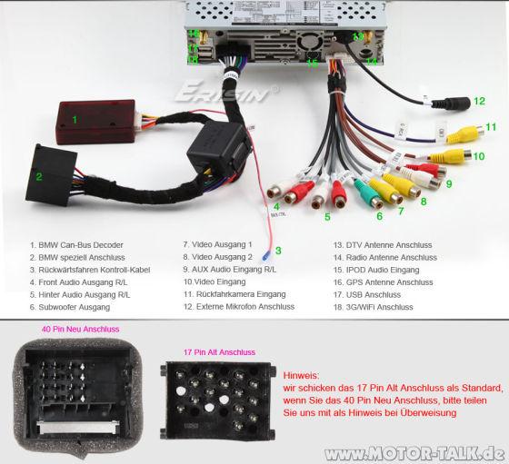 Rückfahrkamera anschliessen : Car Audio Einbau