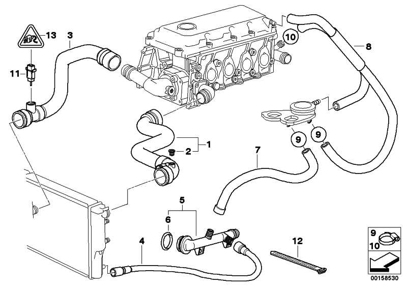 Index likewise Bmw Wiring Diagrams E90 likewise 2000 Bmw E46 Door Parts Diagram together with 99 Bmw 323i Fuse Box Location together with Showthread. on 2000 bmw 528i cooling system diagram
