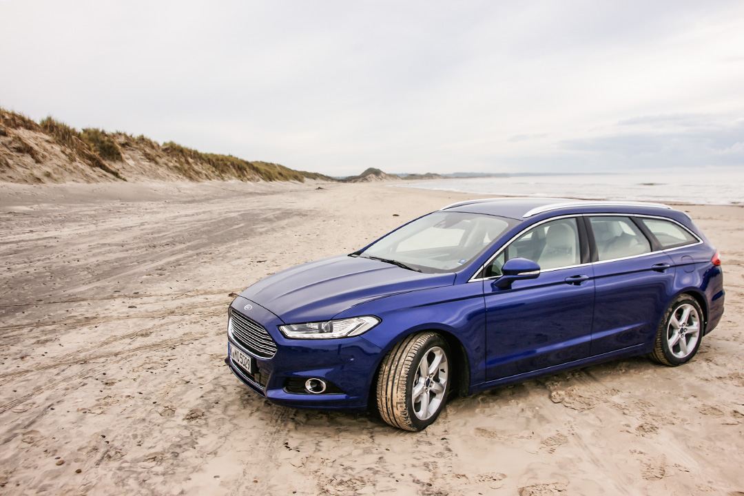 Ford Mondeo 2014 Erster Fahrbericht Ford Mondeo Mk5 Ba7