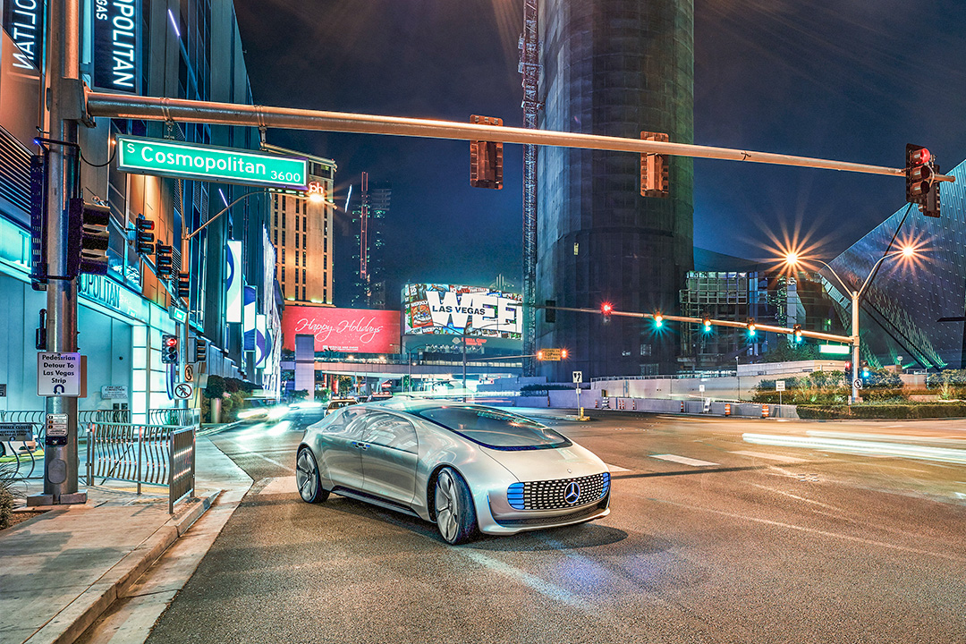 Mercedes benz f 015 luxury in motion for Mercedes benz parts las vegas