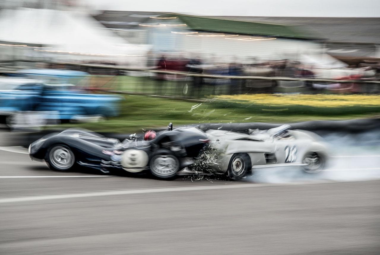 Race Car Timer