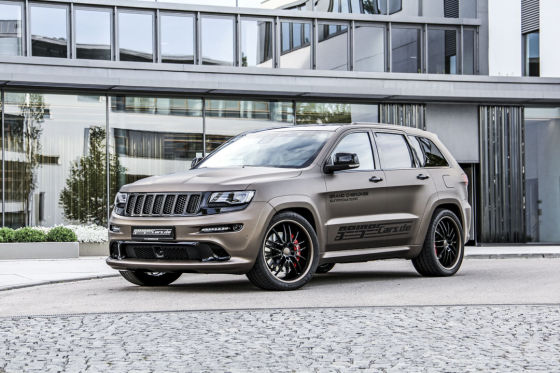 geiger cars jeep grand cherokee srt 6 4 hemi v8. Black Bedroom Furniture Sets. Home Design Ideas