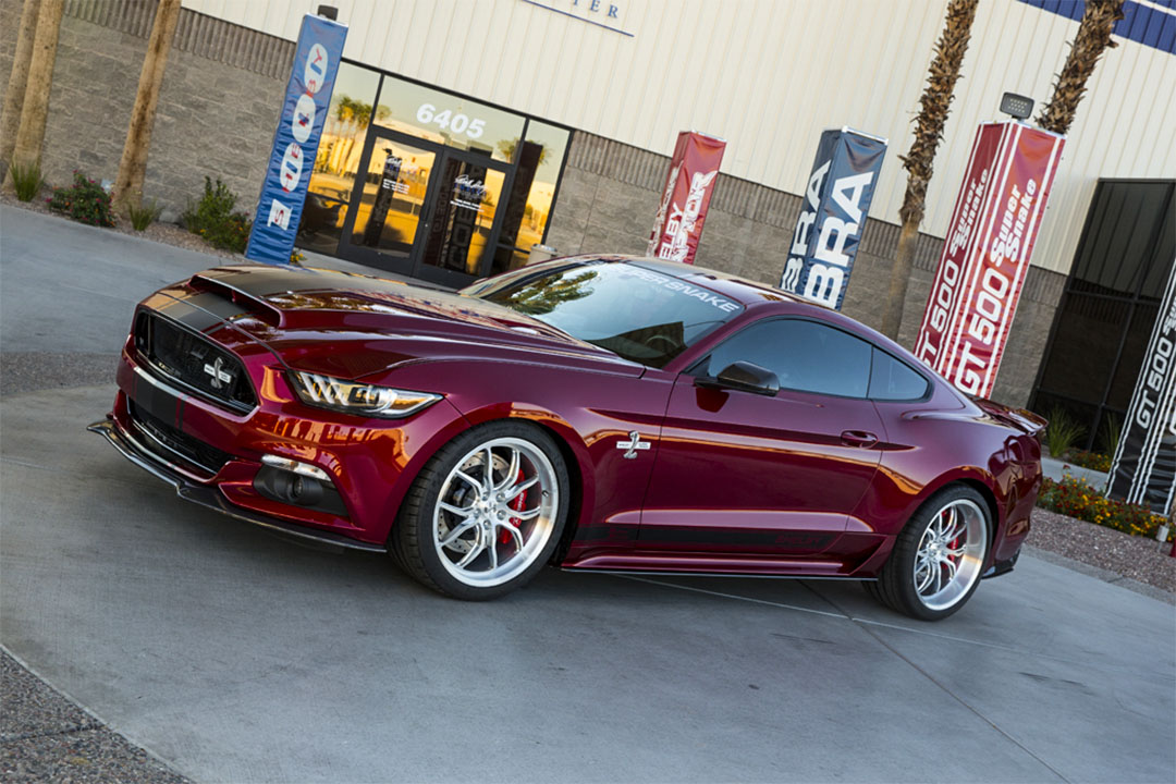 shelby super snake tuning f r den ford mustang 2015. Black Bedroom Furniture Sets. Home Design Ideas