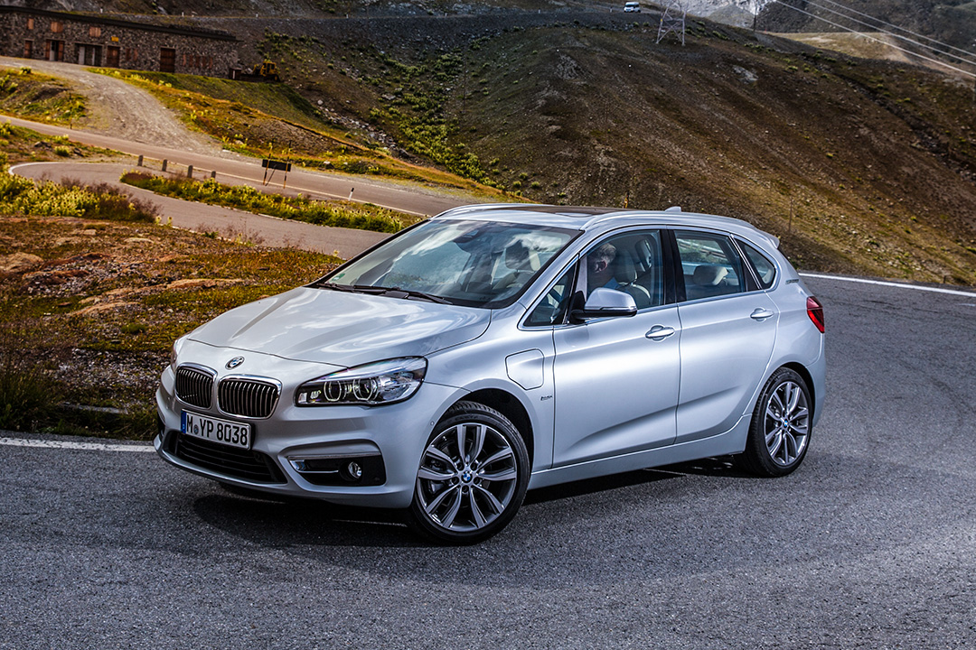 Bmw 225xe 2er Active Tourer Als Plug In Hybrid