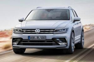 VW zeigt den Tiguan auf der IAA in der Ausstattungsvariante
