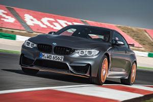BMW M4 GTS: In 7:28 Minuten umrundet die Rennversion mit Straßenzulassung den Nürburgring