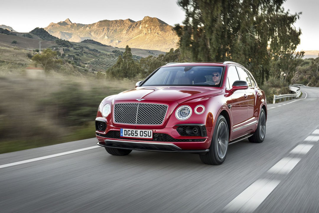 bentley bentayga w12: fahrbericht | bentley bentayga 1