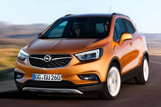opel mokka x 2016 facelift suv von opel opel mokka j a. Black Bedroom Furniture Sets. Home Design Ideas
