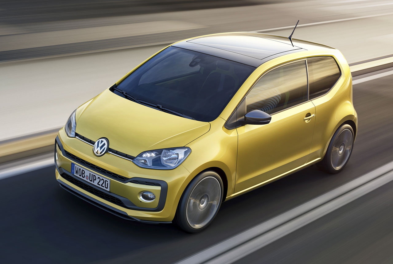 vw up facelift 2016 erste bilder infos vw up 1 aa. Black Bedroom Furniture Sets. Home Design Ideas