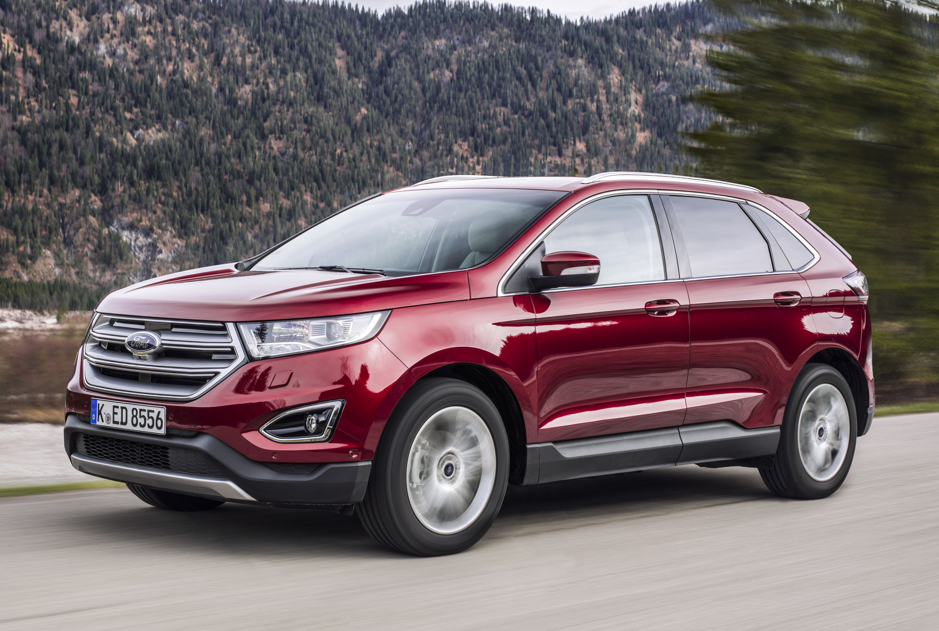 Ford Edge Motor 2017 2018 2019 Ford Price Release