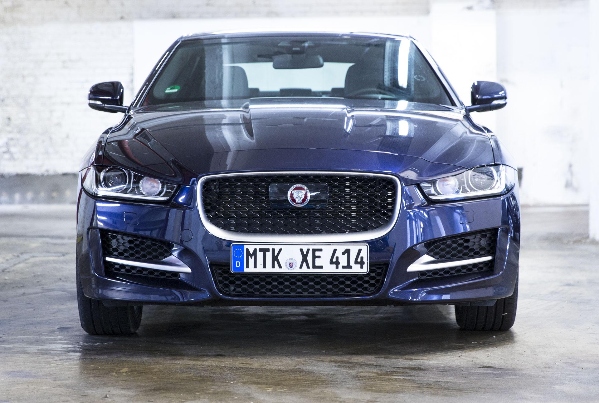 jaguar xe 20d awd r-sport: test, daten, preise | jaguar xe 1