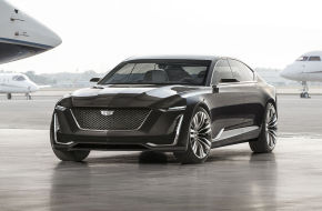 Cadillac-Studie Escala: Premiere in Pebble Beach