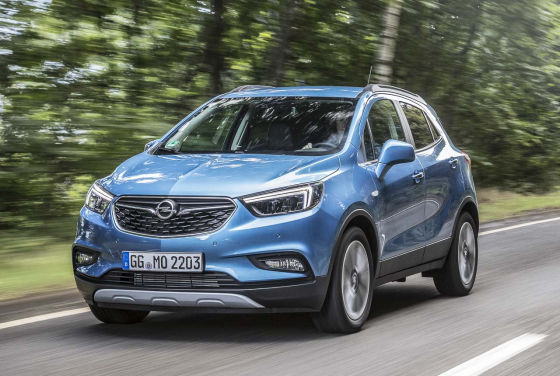 opel mokka x suv facelift 2016 erster test. Black Bedroom Furniture Sets. Home Design Ideas