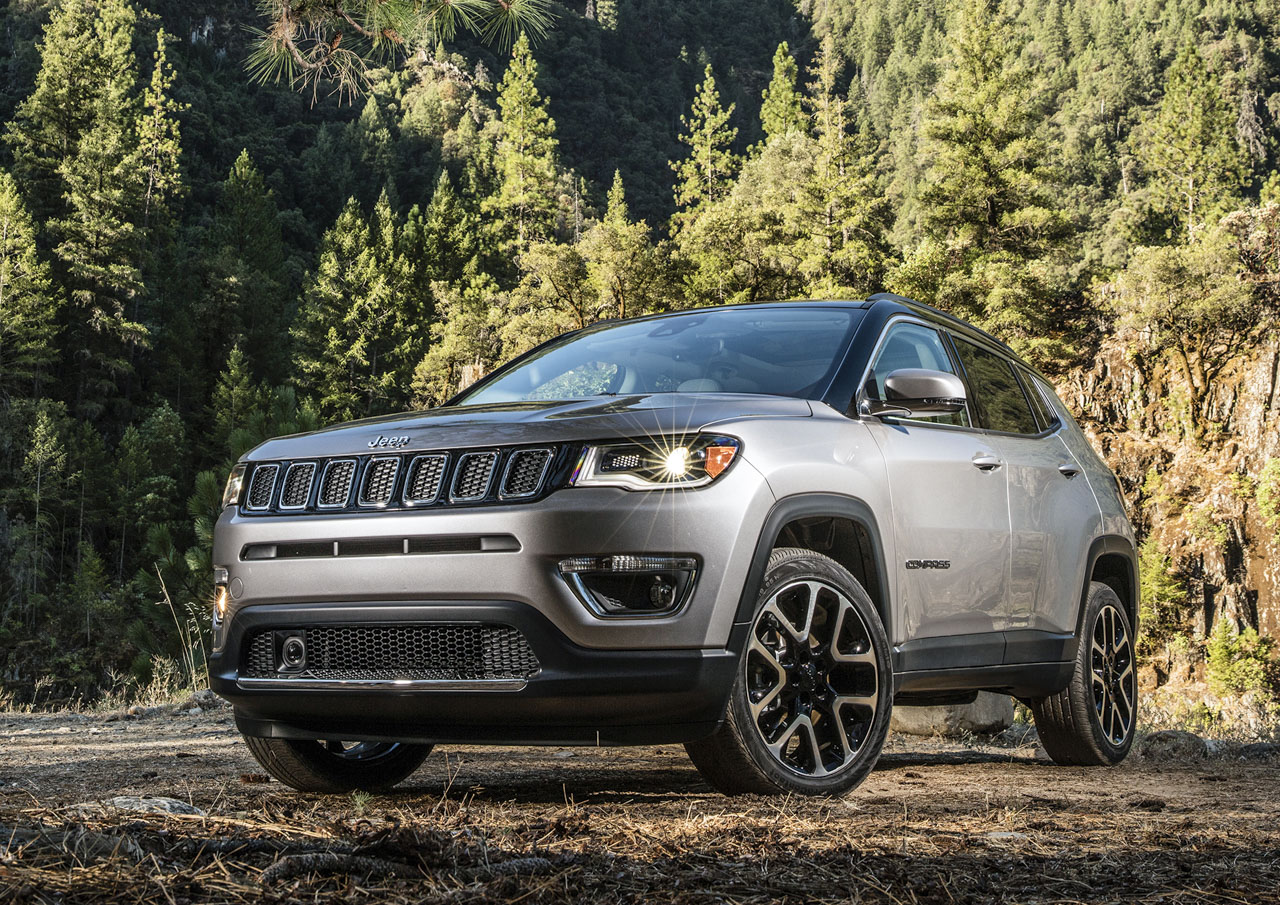 jeep compass 2017 premiere in los angeles. Black Bedroom Furniture Sets. Home Design Ideas