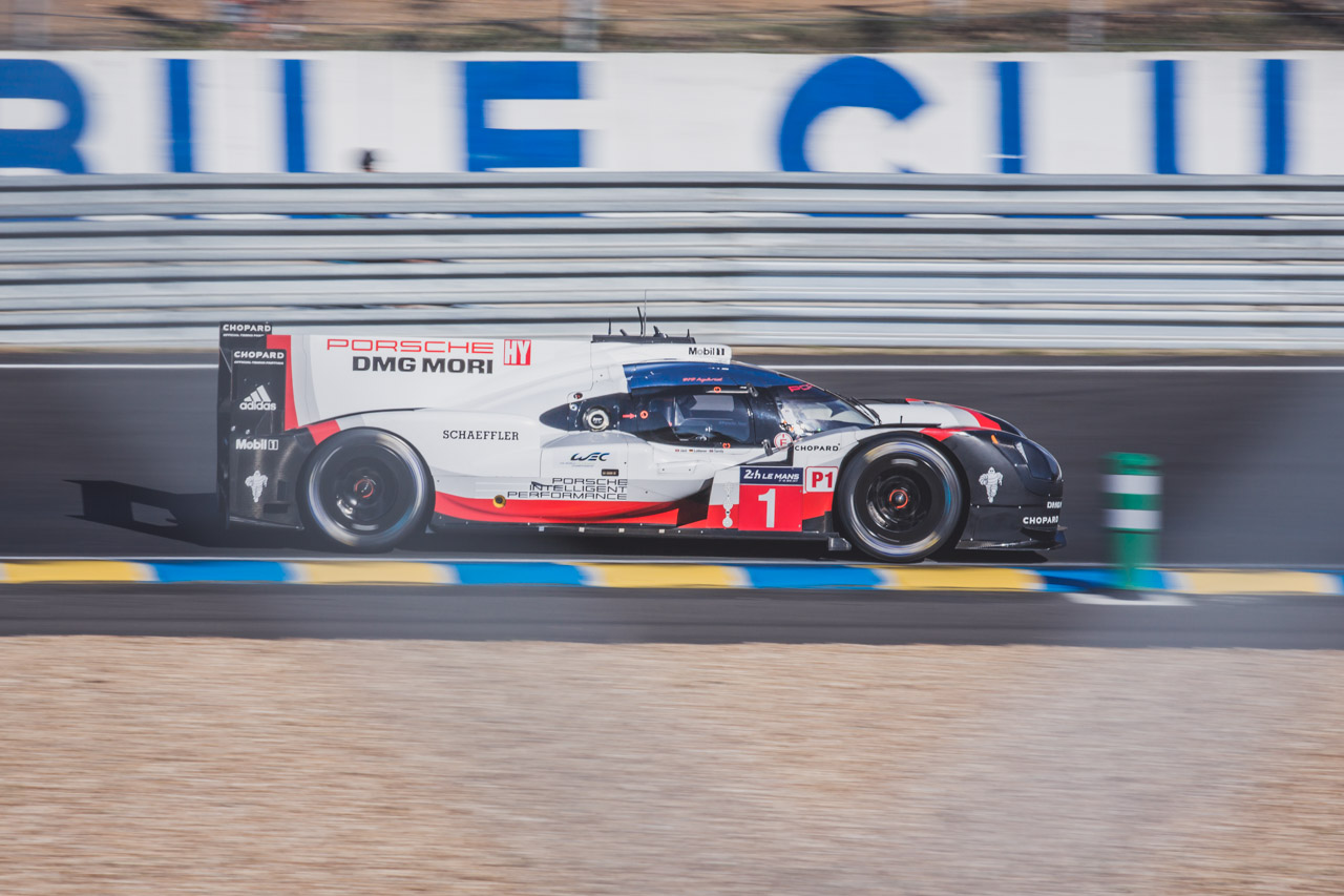 Porsche tritt als Titelverteidiger an und will den dritten Hattrick