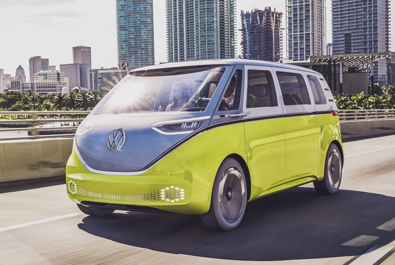 VW ID Buzz: Der E-Bulli Kommt