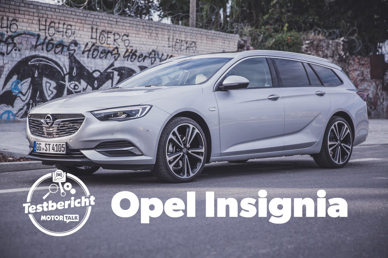 opel insignia b sports tourer 2.0 diesel: test