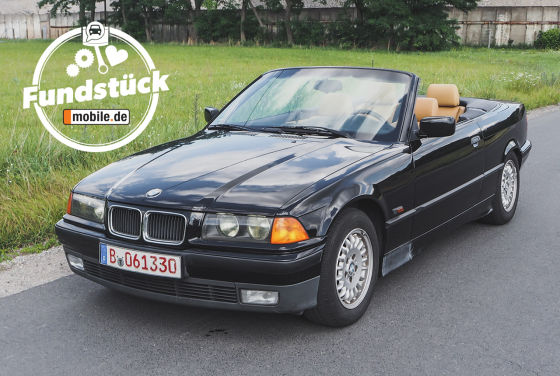 fundst ck bmw 328i e36 cabrio 1995 bmw 3er e36. Black Bedroom Furniture Sets. Home Design Ideas