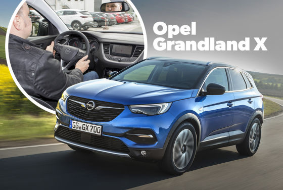 opel grandland x 2017 im test fahrbericht motoren. Black Bedroom Furniture Sets. Home Design Ideas