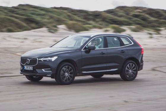 volvo xc60 d5 awd 2018 im test technische daten preis. Black Bedroom Furniture Sets. Home Design Ideas