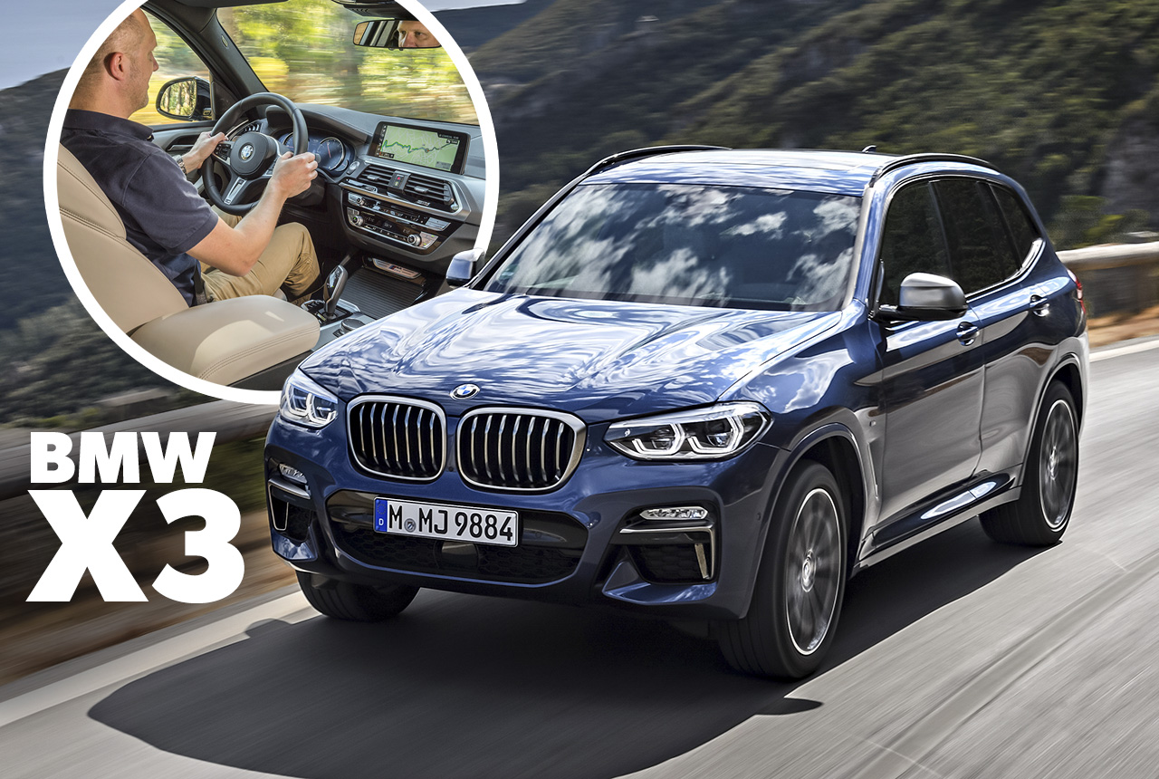 bmw x3 m40i 2017 im test fahrbericht motoren preise. Black Bedroom Furniture Sets. Home Design Ideas